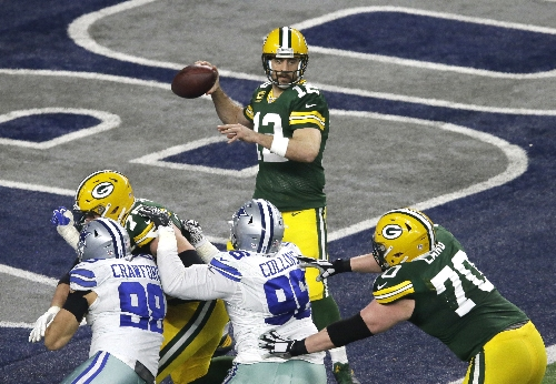 Column: Shades of 2011 in magical run for Green Bay Packers The Associated Press