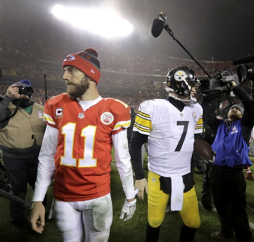 Bell carries Steelers into AFC title game in New England The Associated Press