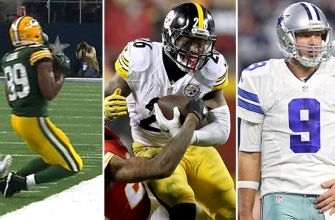 Packers Cook Up a Classic, Steelers Keep Rolling, Way Too Much Talk About Romo