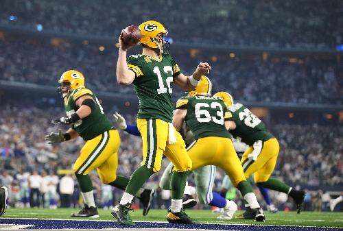What does NFL playoff destiny look like? Packers QB Aaron Rodgers