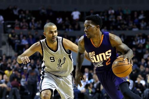 Final Score: Phoenix Suns Upset San Antonio Spurs; Win 108-105