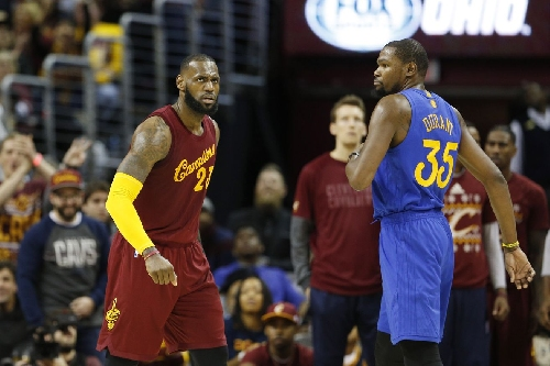 Fear the Newsletter: Who's ready for Cavs-Warriors II?
