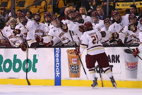 Boston College Hockey vs. Boston University: Game Time, How to Watch and More