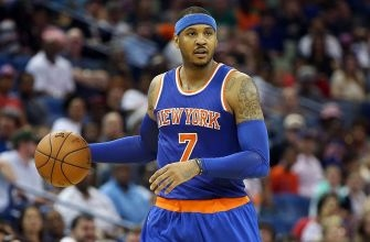 Carmelo Anthony says he hasn't considered waiving no-trade clause