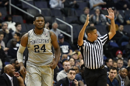 Game Preview: Georgetown Hoyas v Providence Friars