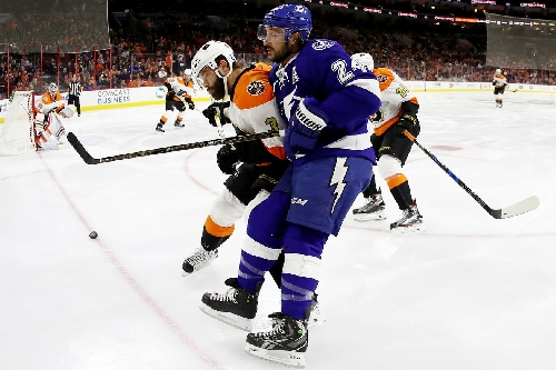 Quick Strikes: Lightning lose Callahan for four weeks