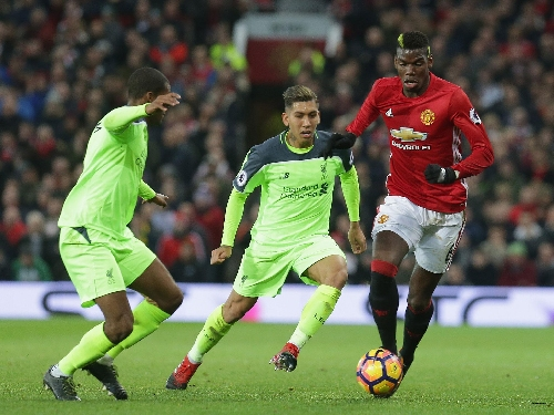 Manchester United and Liverpool frailties exposed, the dangers of #Pogba, Arsenal and Spurs on the up