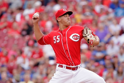 2017 Red Reporter Community Prospect Rankings: Robert Stephenson is #5