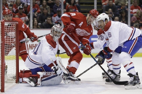 Red Wings vs. Canadiens: Montreal goalie Carey Price has dominated Detroit