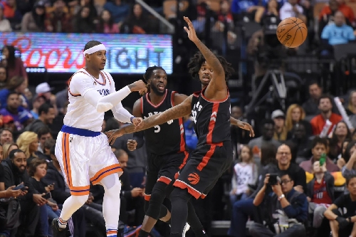 Raptors 116, Knicks 101: 'Breen's sad and disappointed voice is heartbreaking'