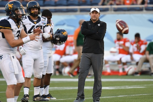 West Virginia football hosts three official visitors over the weekend