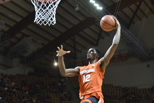 Syracuse basketball begins tougher conference slate, most efficient offense in ACC