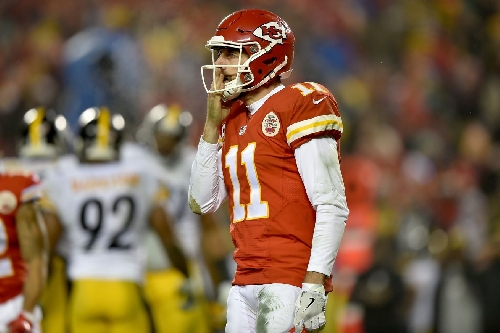 """Alex Smith knows Chiefs missed out on """"big, big opportunity"""""""