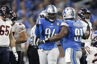 The Lions Need to Bolster the Pass Rush This Offseason