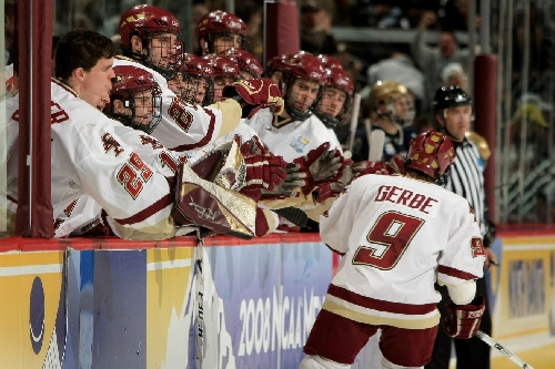 PREVIEW: Boston College Hockey vs. Boston University