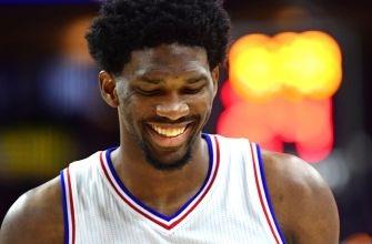 Philadelphia 76ers: Joel Embiid Plays 'The Game'