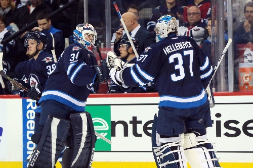 Could the Winnipeg Jets goalie problem be a coaching problem?