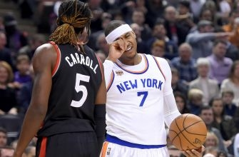 New York Knicks: Toronto Raptors Dominate NYK From Start To Finish