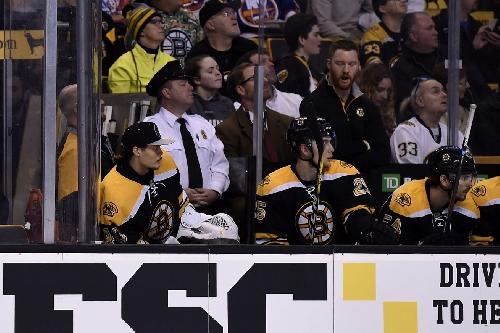 Islanders at Bruins: MLK Day in Boston