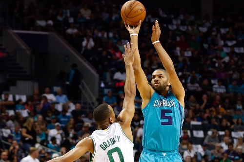 Celtics no easy opponent for scant Hornets