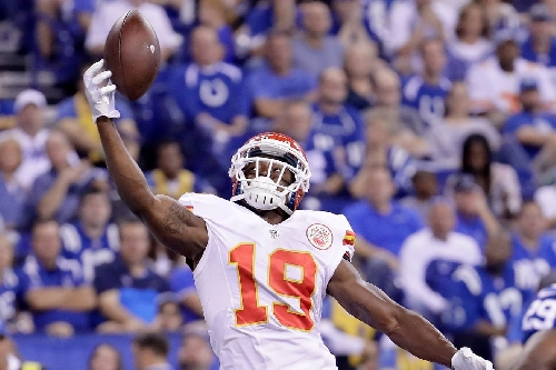 Chiefs' Jeremy Maclin says this is the best team he's been on, and that's why this hurts