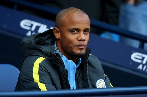 Why Vincent Kompany wasn't in the Man City squad at Everton