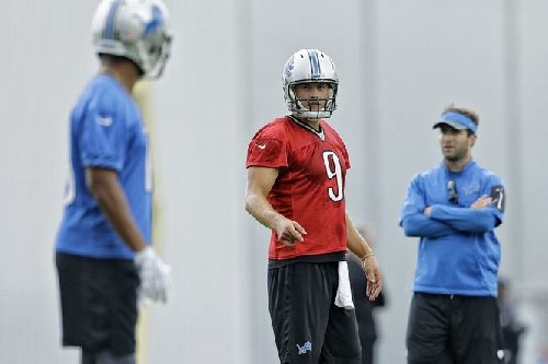 Lions block another interview request for Matthew Stafford's position coach