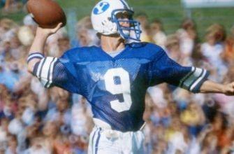 Former BYU football star Jim McMahon named Davey O'Brien Legends Award winner