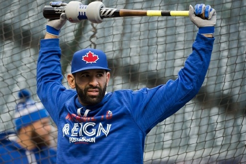 AP source: Bautista and Blue Jays working hard on return The Associated Press