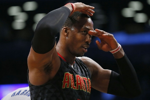 Atlanta Hawks will hold Dwight Howard out against Knicks
