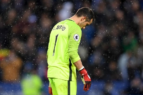Claudio Bravo is no Joe Hart and Man City are suffering because of it