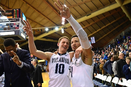 Villanova Basketball Grabs The #1 Ranking