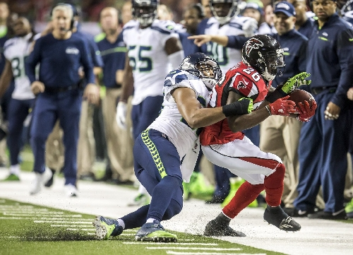 Seahawks coach Pete Carroll says Richard Sherman played second half of season with 'significant' knee injury