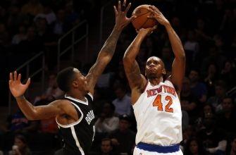 New York Knicks: Lance Thomas Out Indefinitely With Injury