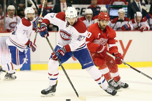 Canadiens vs. Red Wings Game Thread, lines, rosters, and how to watch