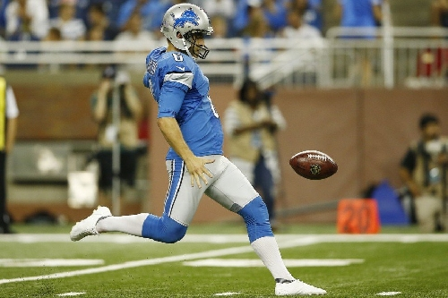 Sam Martin breaks the Lions' punting record ... again