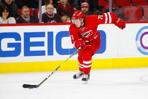 Brock McGinn Earns NHL's Third Star Of The Week