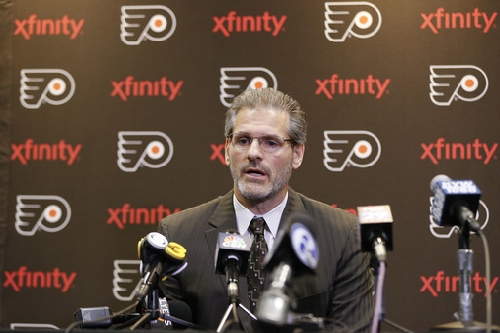 Flailing Flyers lack answers for recent struggles The Associated Press