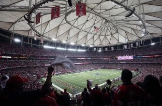 Atlanta Falcons' fans factored into the win over Seattle Seahawks