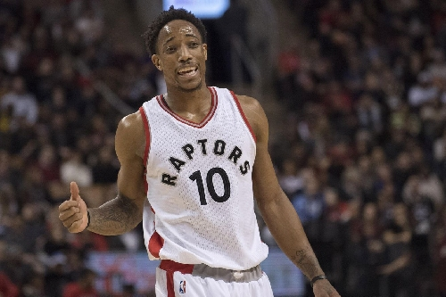DeRozan named Eastern Conference Player of the Week (Again)
