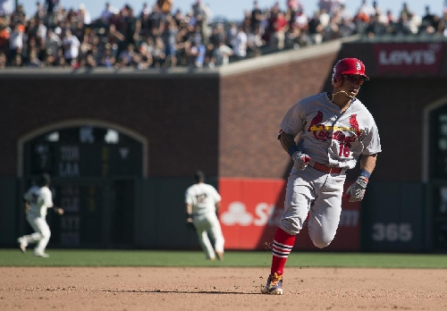 St. Louis Cardinals expect to add speed this season The Associated Press