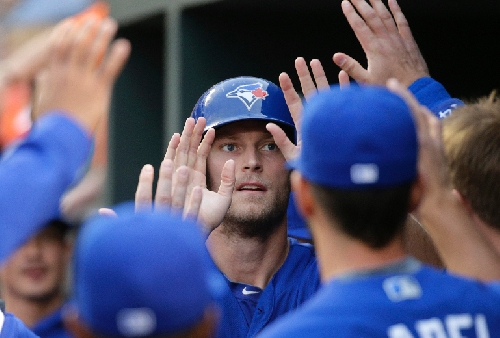 Ex-Blue Jay Saunders signs with Phillies: Report