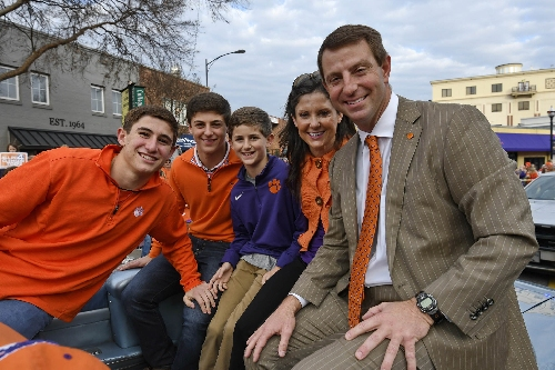 Dabo Swinney on Alabama-Clemson: 'Last score of the game epitomizes what this team's about'