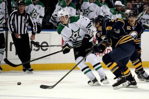 Dallas Stars Game Recap: Stars Fall 4-1 to Sabres