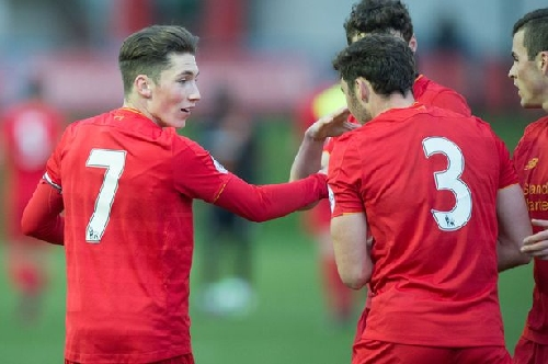 Harry Wilson could make Liverpool debut v Plymouth