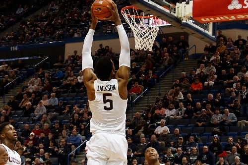 UConn Men's and Women's Basketball Players Earn Weekly Honors