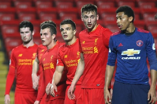 George heroics not enough as Liverpool Under-23s suffer disappointing stoppage time defeat to Manchester United