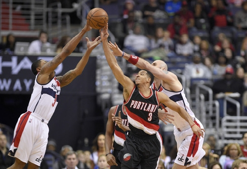 Wizards get hot from 3-point territory to beat Trail Blazers The Associated Press