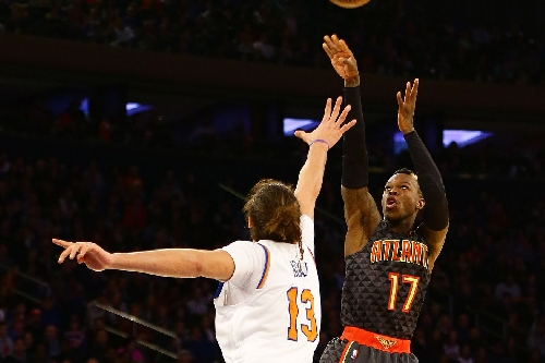 Dennis Schroder, Paul Millsap come up big late against Knicks