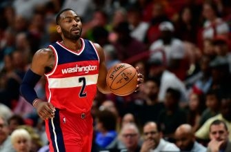 John Wall is pure magic on this dime to Marcin Gortat (Video)